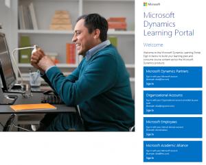 dynamics learning portal